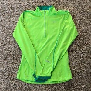 Nike Dri-Fit Women's Half Zip Small